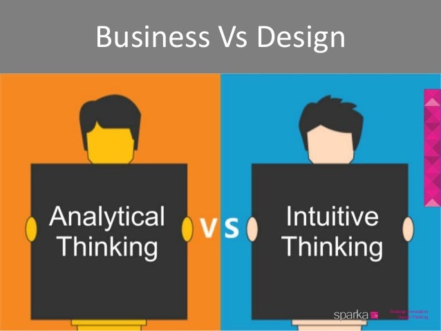 design thinking and decision analysis Descriptive decision making: comparing  design and choice  involve a more detailed analysis in order to obtain some overall value or.