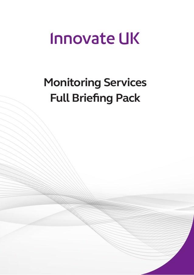 Innovate uks monitoring services procurement full briefing pack stopboris Gallery