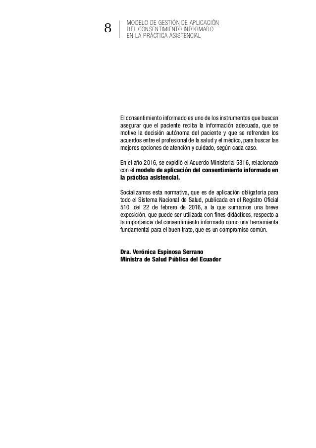 13 Ministerio de Salud Pública del Ecuador Modelo autonómico-interpretativo El nuevo modelo autonomista La relación con el...