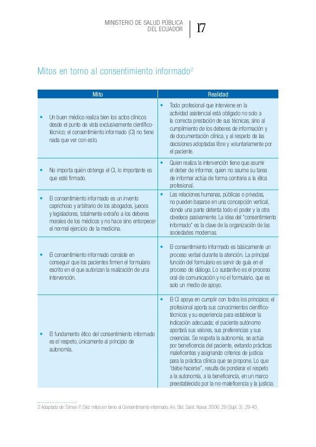 23 Ministerio de Salud Pública del Ecuador Objetivo general El Acuerdo Ministerial 5316 dispone que el Modelo de Gestión d...