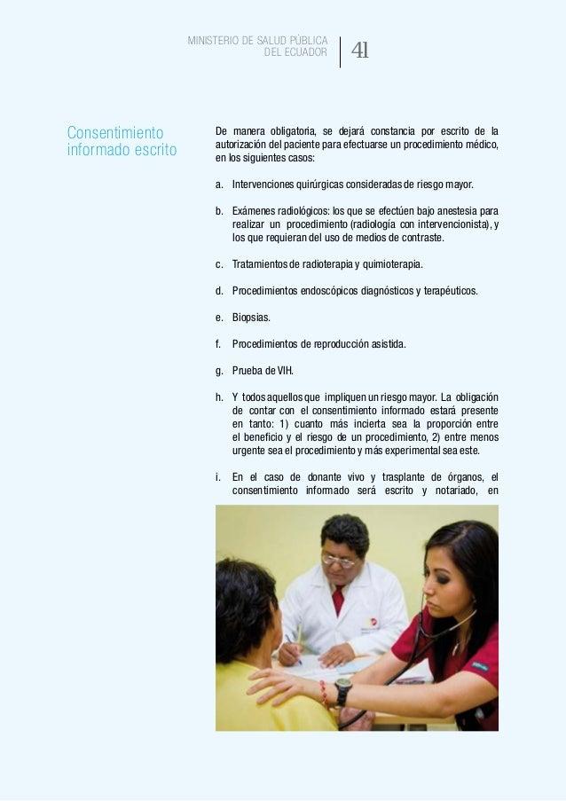 49 Ministerio de Salud Pública del Ecuador • Duración aproximada. • Gráfico previamente seleccionado para el formulario....