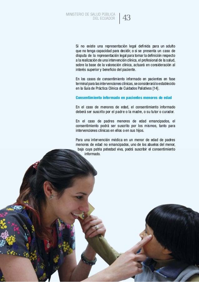 51 Ministerio de Salud Pública del Ecuador Instructivo de llenado Datos generales: 1. Registrar el título de la intervenc...