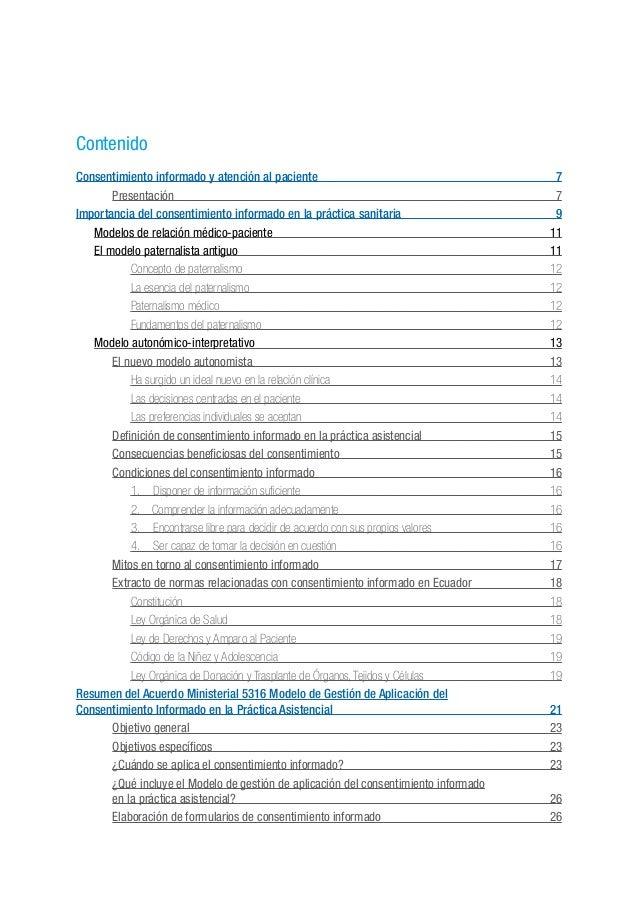 © Miguel Ángel Sánchez González Importancia del consentimiento informado en la práctica sanitaria