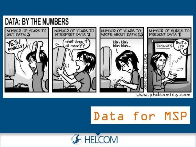 Data for MSP