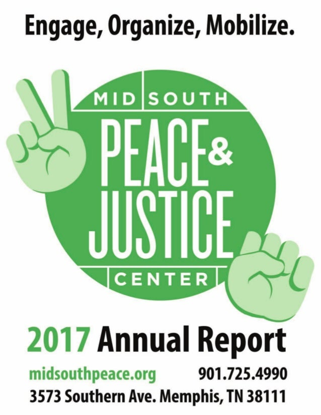 Facilitated free trainings via Mid-South Peace and Justice Center, in which 10 people with experiences of homeless- ness g...