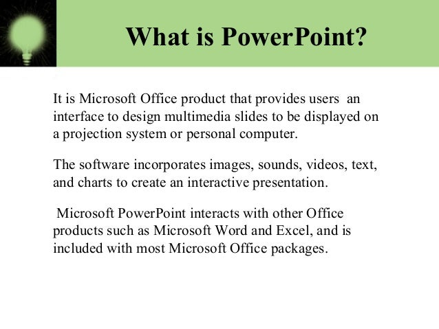 Basic tasks for creating a PowerPoint presentation ...