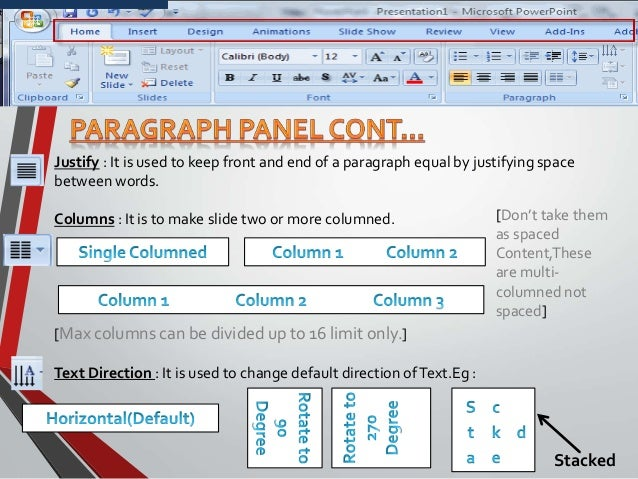 Ms powerpoint 2007 presentation by sarmad baloch