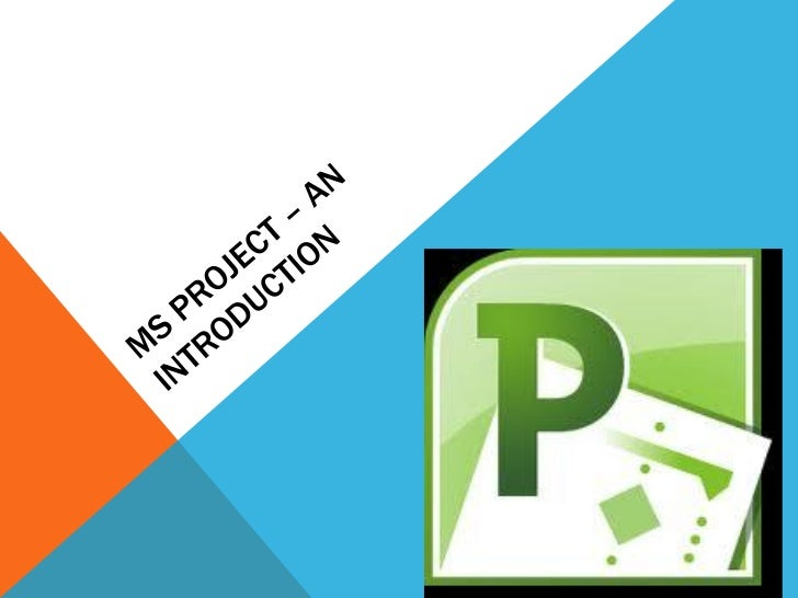 ms project powerpoint