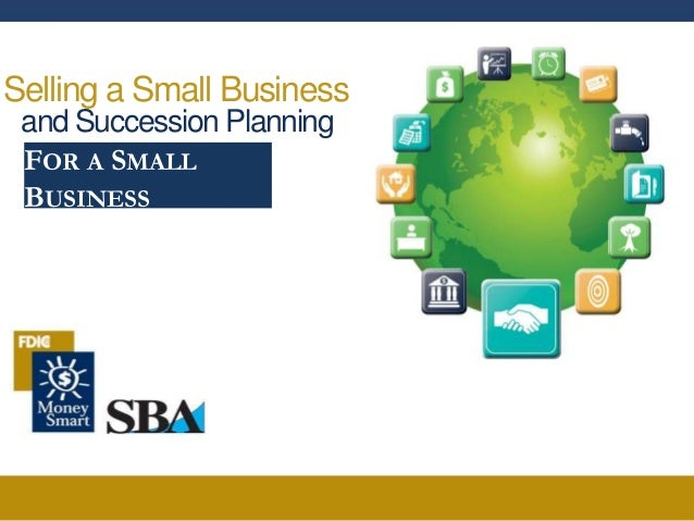 succession planning small business