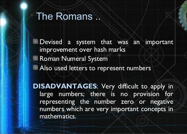 The advantages and disadvantages of i.t.a.