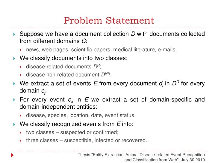 pattern matching thesis Pattern recognition is a mature but exciting and fast developing field, which underpins developments in cognate fields such as computer vision.