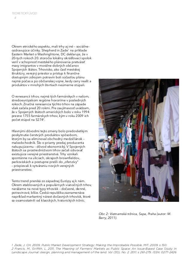 de0ab71628 Katalytický vplyv trhovísk na verejné priestranstvá I Catalytic Impac…