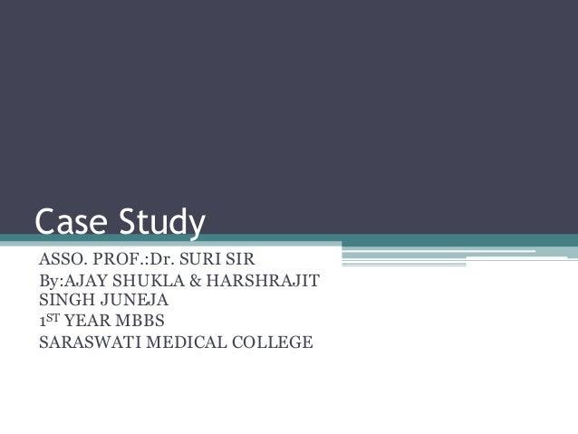 case study msud