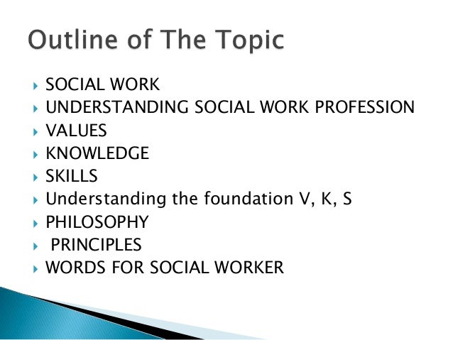 Essays on ethics and values in social work