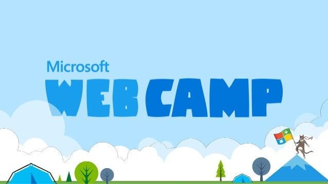 #mswebcamp