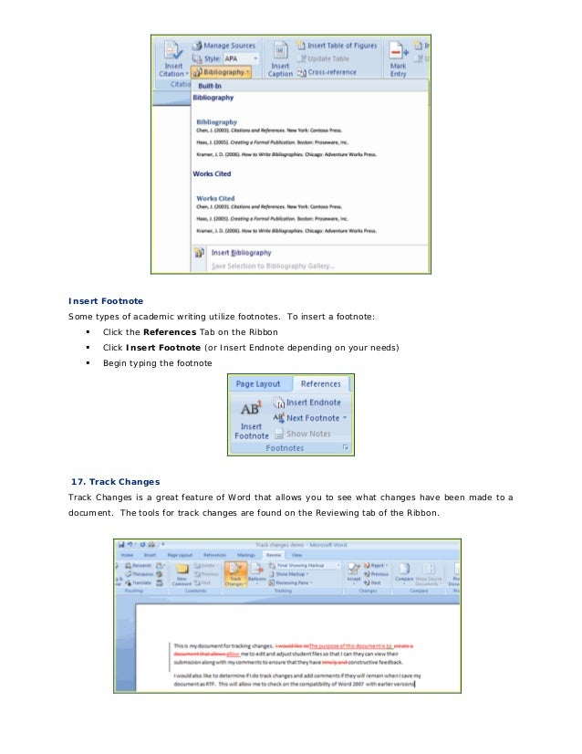 Top 10 uses of MS Word in Daily Life