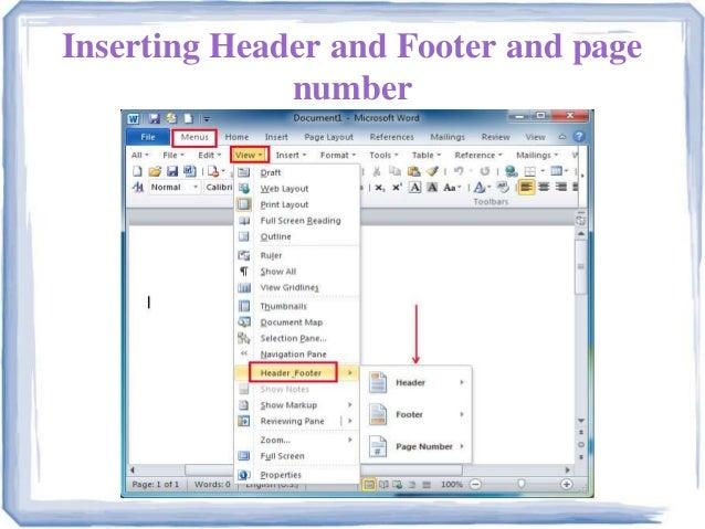 microsoft word powerpoint presentation