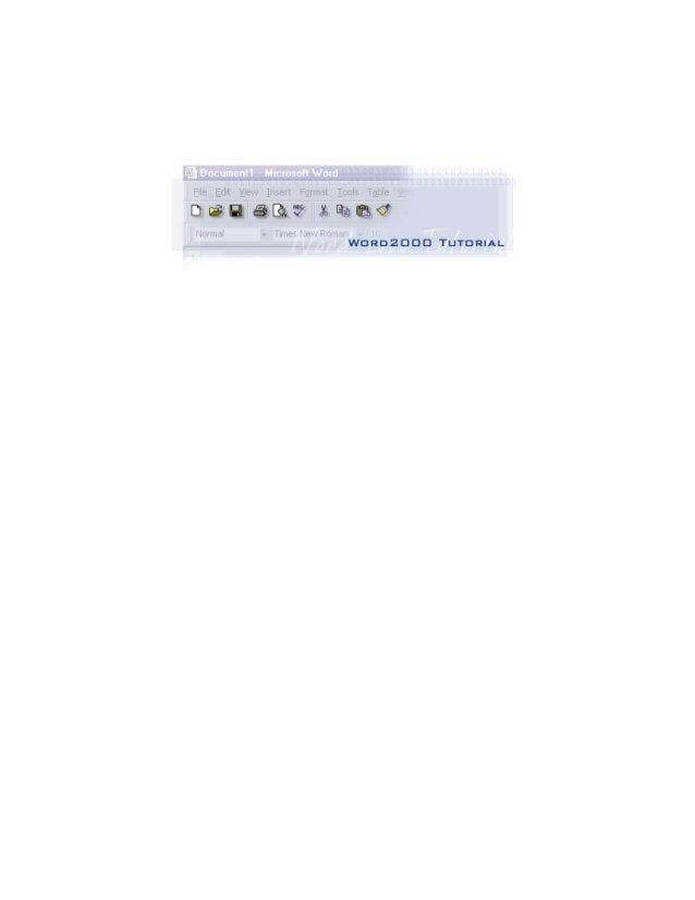 Getting Started  Menus  Shortcut menus  Toolbars  Customizing toolbars Working With Files  Creating and opening docum...