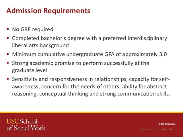 no gre required