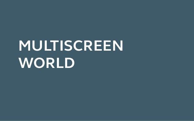 Multiscreen World