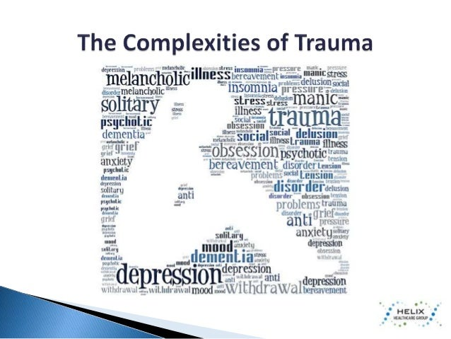 A Unique Approach to Understanding Trauma