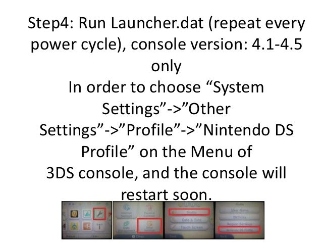 how to play ds roms on 3ds using sd card