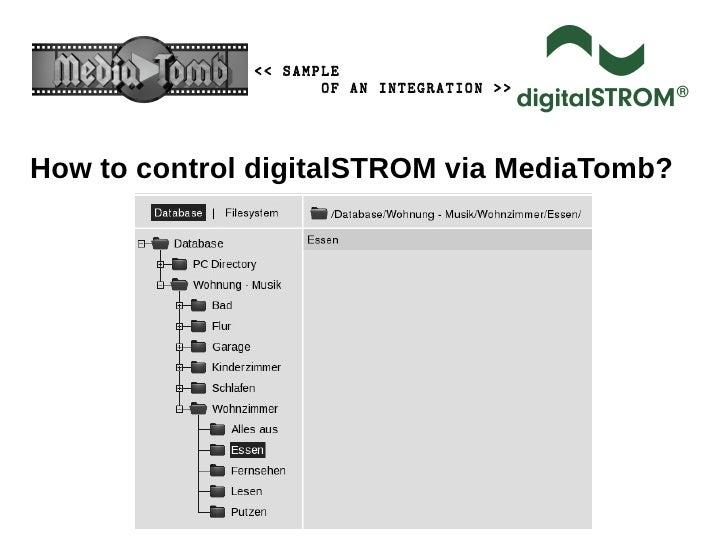 Upnp And Digitalstrom