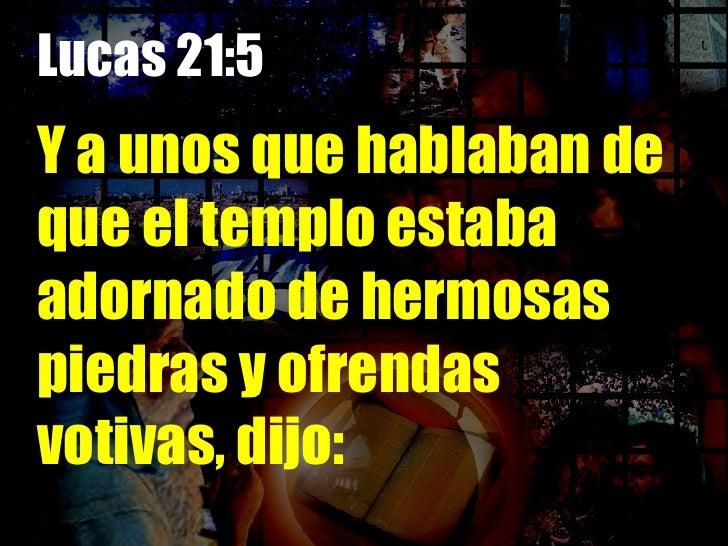 2 Timoteo 3:1, 13  También debes saber esto: que en los postreros días vendrán tiempos peligrosos. … mas los malos hombres...