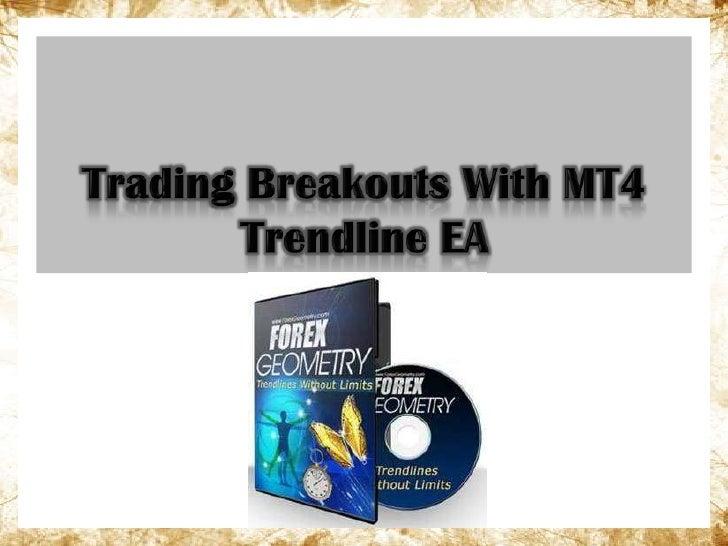Trendline ea forex factory