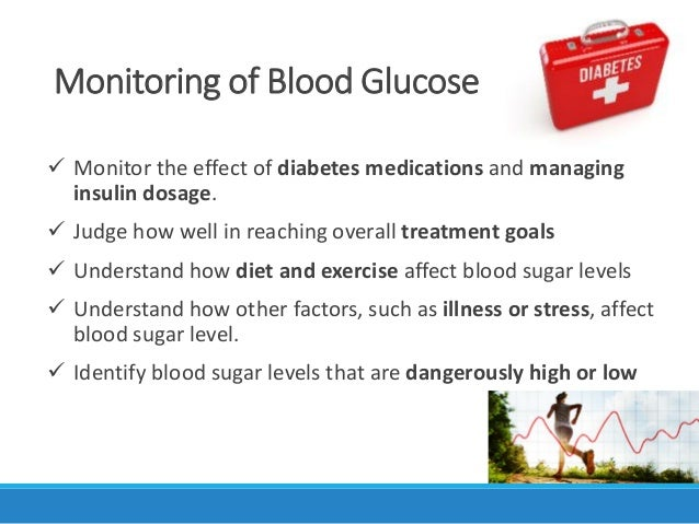 What is a healthy blood glucose level?