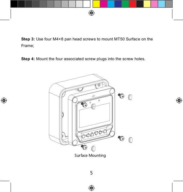 MT50 for LS1024B/ LS2024B/ LS3024B PWM solar controller