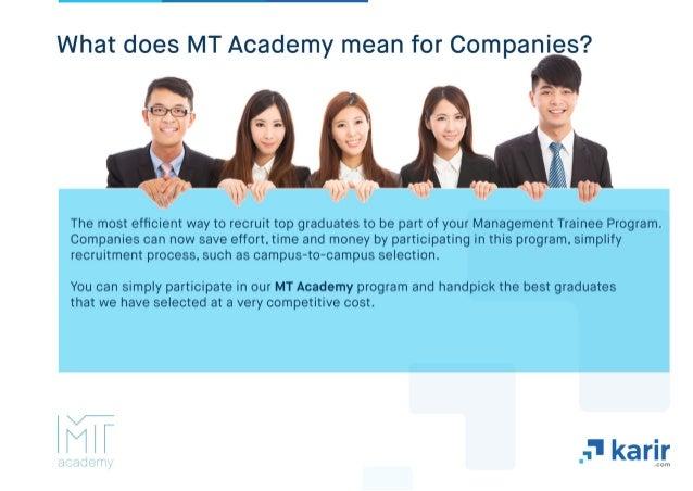MT Academy 2015 Karir.com Slide 3