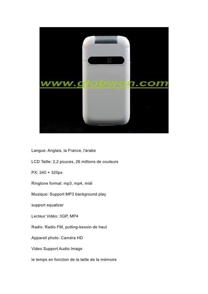Coût par unité, chronomètre, le temps du monde  Memo, mobile QQ, MSN  Le forfait comprend  1 x Pure céramique blanche  1 x...