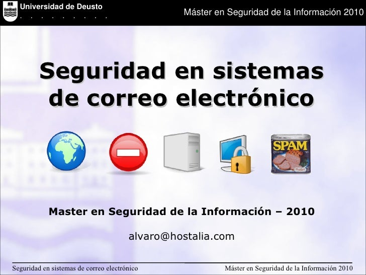 UniversidaddeDeusto    Universidad de Deusto   .........    Facultad de Ingenieria      ...