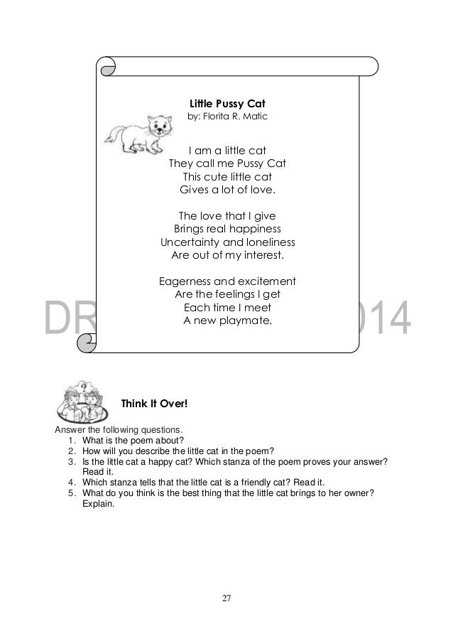 Free Worksheets abstract noun worksheets for class 4 : K TO 12 GRADE 3 LEARNERu2019S MATERIAL IN Mother Tongue Based ...
