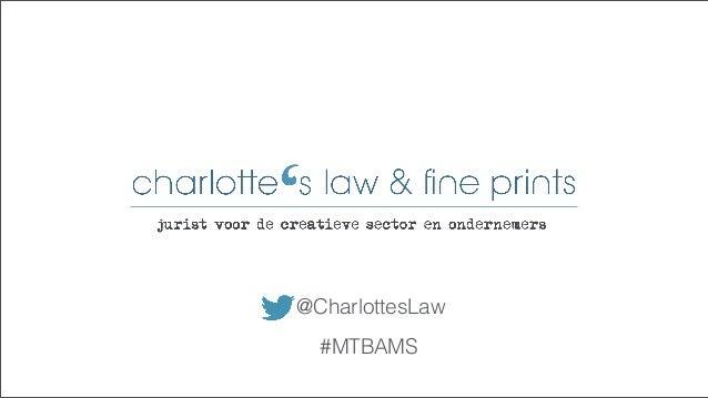 @CharlottesLaw #MTBAMS