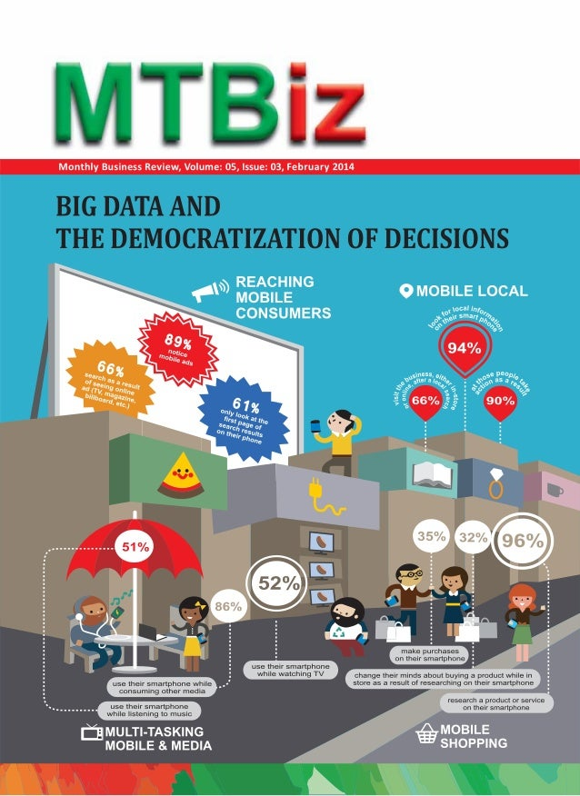 Volume: 05 | Issue: 03 | February 2014 MTBiz 1 Disclaimer: MTBiz is printed for non-commercial & selected individual-level...