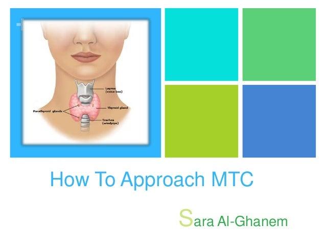 +  How To Approach MTC  Sara Al-Ghanem