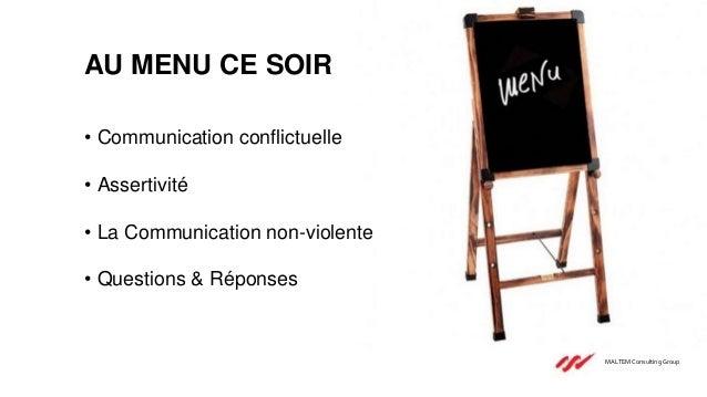 Introduction à la Communication Non Violente Slide 2