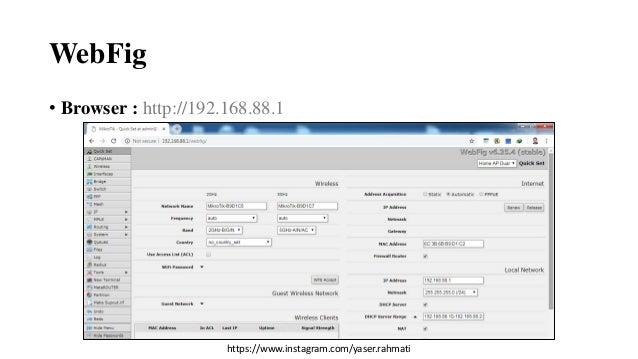 MTCNA - MikroTik Certified Network Associate