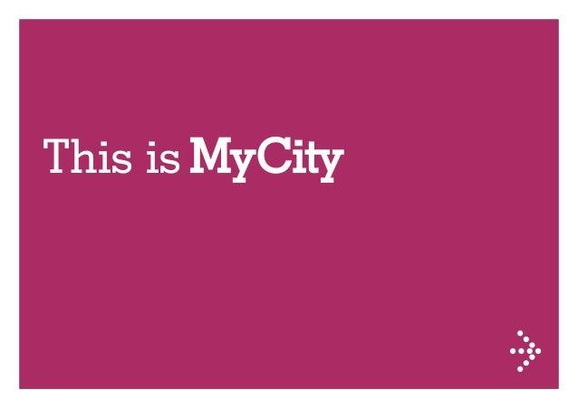 MyCityThis is