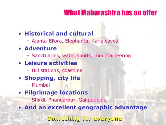 Tourist leaflets on goa