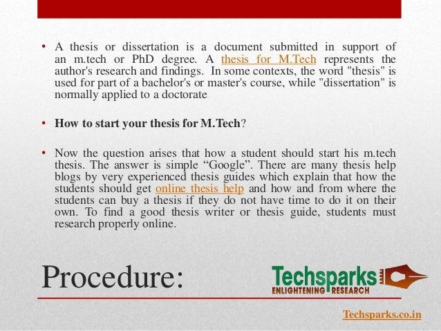 Phd thesis server