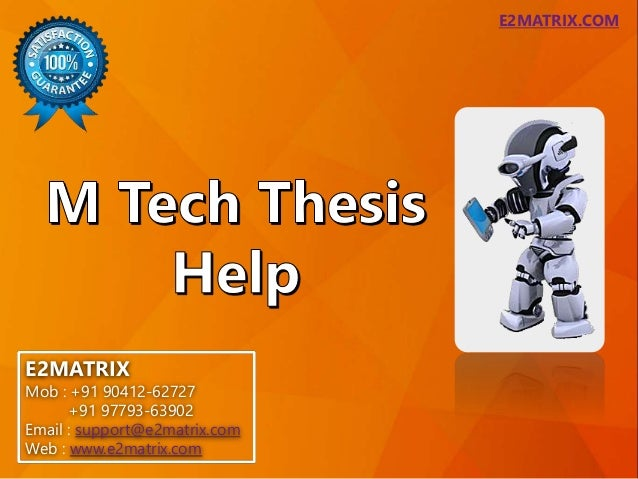 m tech thesis on image denoising Image processing masters and denoising, image registration and many more are there thus an interesting field for doing mtech based project and thesis.