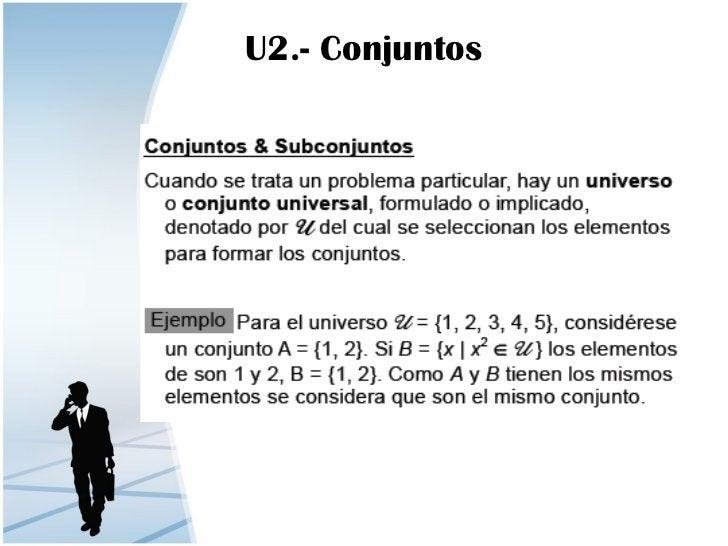 U2.- Conjuntos