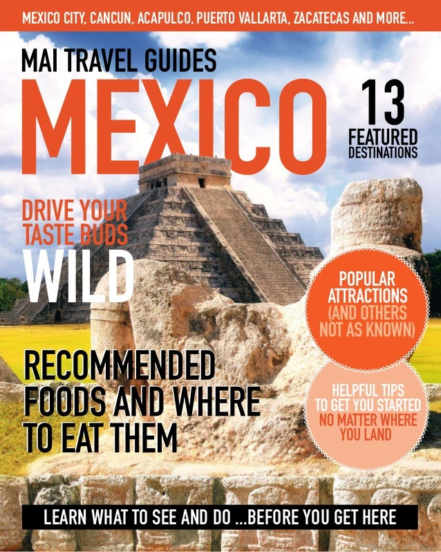 Free Travel Guide: Mexico
