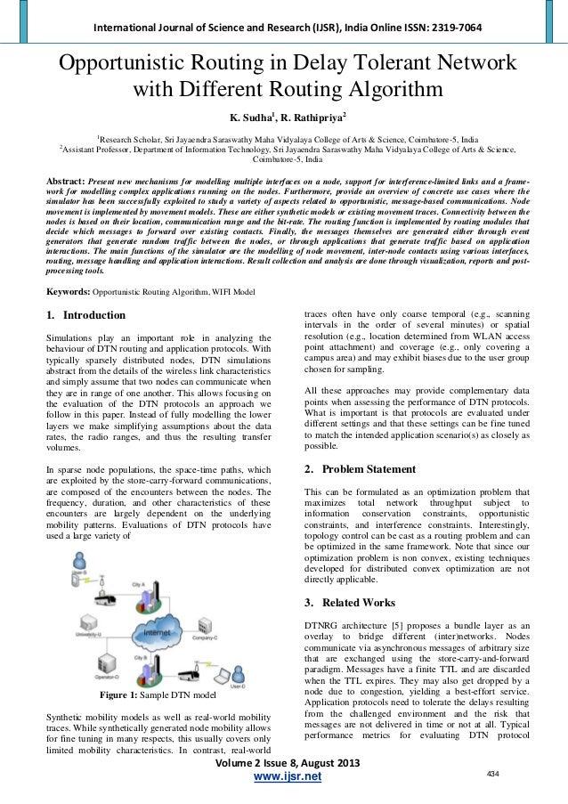 InternationalJournalofScienceandResearch(IJSR),IndiaOnlineISSN:2319‐7064 Volume2Issue8,August2013 www.ijs...