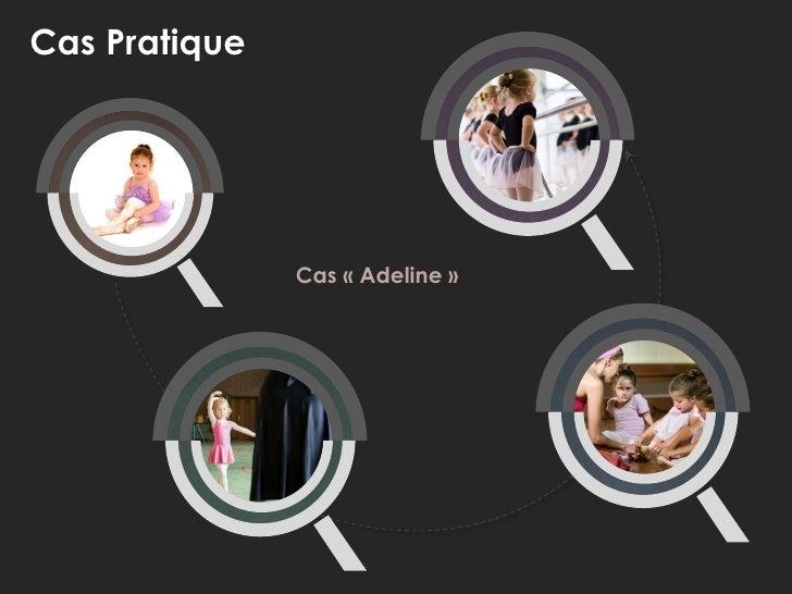 Cas Pratique               Cas « Adeline »