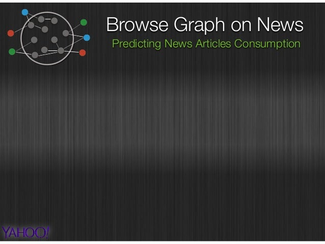 Browse Graph on News Predicting News Articles Consumption Different Context : News Website