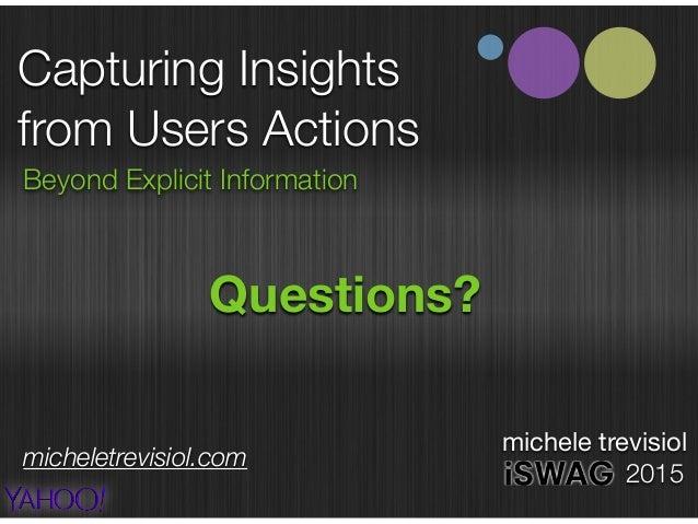 Keynote @iSWAG2015